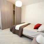 camera matrimoniale appartamento grecale - appartamenti Hypogeum otranto