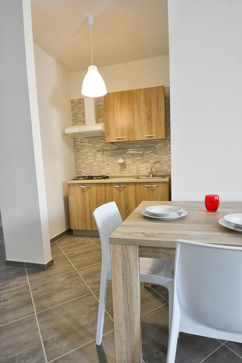 Tramontana hypogeum suites apartments case vacanza for Piani di aggiunta suite suocera