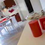 particolare appartamento grecale - appartamenti Hypogeum otranto