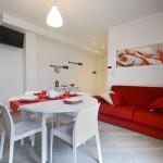 soggiorno grecale - appartamenti Hypogeum otranto