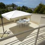 terrazza appartamento scirocco - appartamenti Hypogeum otranto