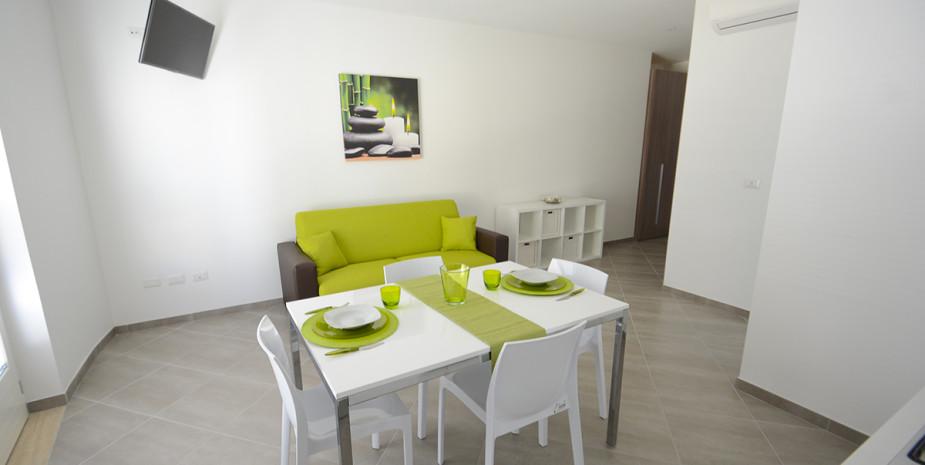 soggiorno appartamenti Hypogeum otranto