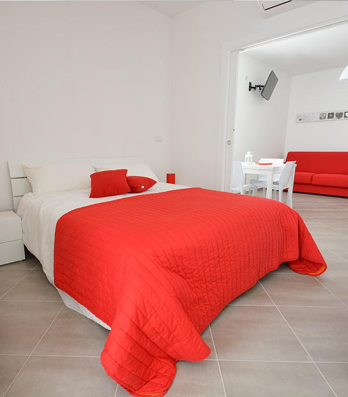 appartamento bacio - appartamenti Hypogeum otranto
