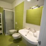 bagno maestrale - appartamenti Hypogeum otranto