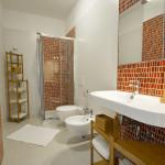 bagno appartamento ponente - appartamenti Hypogeum otranto