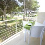 balcone Zefiro - appartamenti Hypogeum otranto
