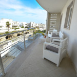 balcone - appartamento ponente - appartamenti Hypogeum otranto