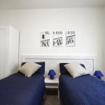 camera doppia maestrale - appartamenti Hypogeum otranto