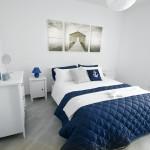 camera matrimoniale libeccio - appartamenti Hypogeum otranto