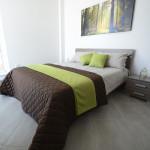 camera matrimoniale Zefiro - appartamenti Hypogeum otranto