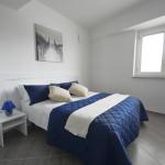 camera matrimoniale appartamento levante - Hypogeum otranto