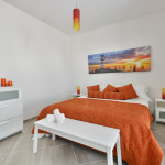 camera matrimoniale - appartamento ponente - appartamenti Hypogeum otranto