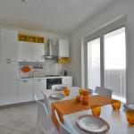 soggiorno - appartamento ponente - appartamenti Hypogeum otranto