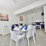 soggiorno appartamento ostro- Hypogeum otranto
