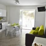 soggiorno Zefiro - appartamenti Hypogeum otranto
